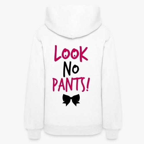 Look No Pants Sweatshirt - Women's Hoodie