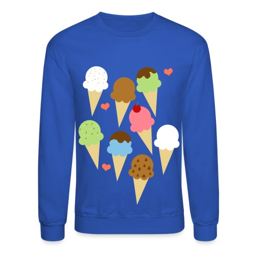 LYON Ice Cream Sweater - Crewneck Sweatshirt