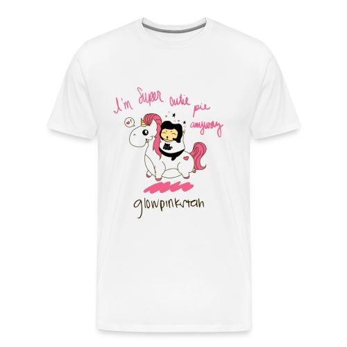 Mens I'm Super Cutie Pie Anyway - Men's Premium T-Shirt