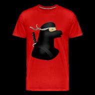 T-Shirts ~ Men's Premium T-Shirt ~ Ninja T-Shirt