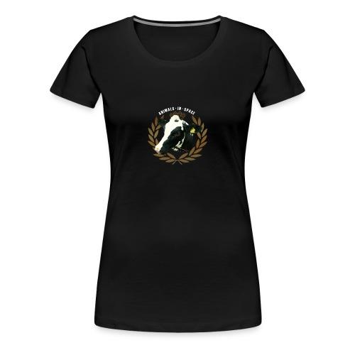 Cow - Women - Women's Premium T-Shirt