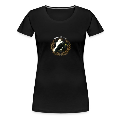 Cow - Women - Women's Premium T-Shirt