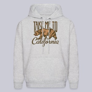 Take Me To Cali - Men's Hoodie