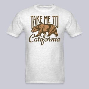Take Me To Cali - Men's T-Shirt