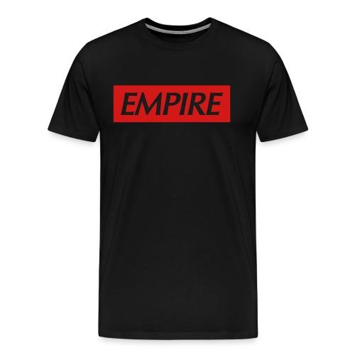 Men Empire Red - Men's Premium T-Shirt