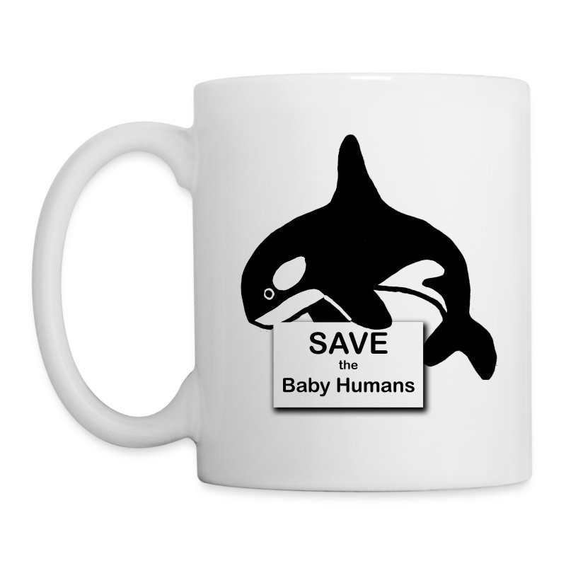 Orca 2.png - Coffee/Tea Mug