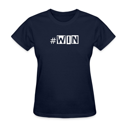 Women's #Win TBM T-Shirt - Women's T-Shirt