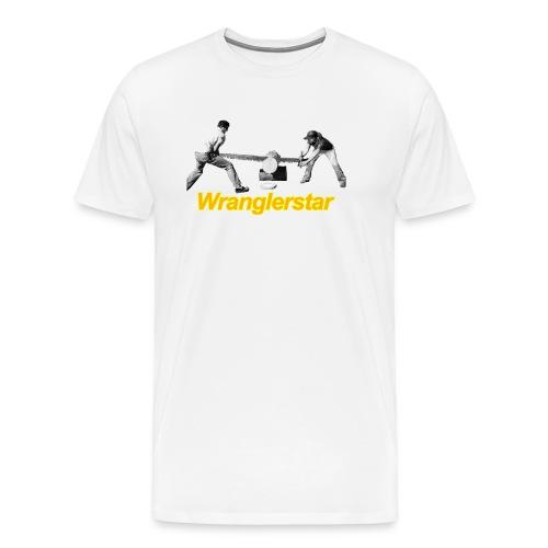 Cross Cut Saw Jack and Jill - Men's Premium T-Shirt