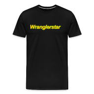 T-Shirts ~ Men's Premium T-Shirt ~ Original Wranglerstar