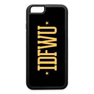 #IDFWU - iPhone 6 Rubber Case - iPhone 6/6s Rubber Case