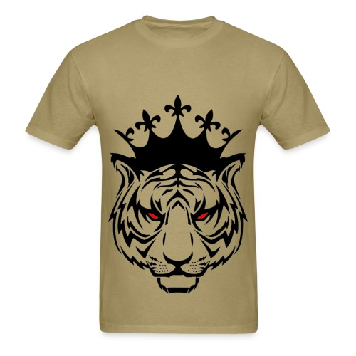 Tiger Trenzy Army Tee - Men's T-Shirt