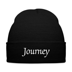 Journey - Knit Cap with Cuff Print
