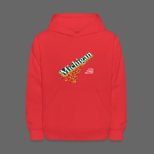 Barrel Aged Michigan - Kids' Hoodie