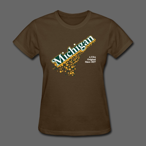 Barrel Aged Michigan - Women's T-Shirt