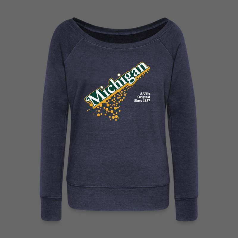 Barrel Aged Michigan - Women's Wideneck Sweatshirt