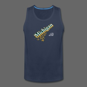 Barrel Aged Michigan - Men's Premium Tank
