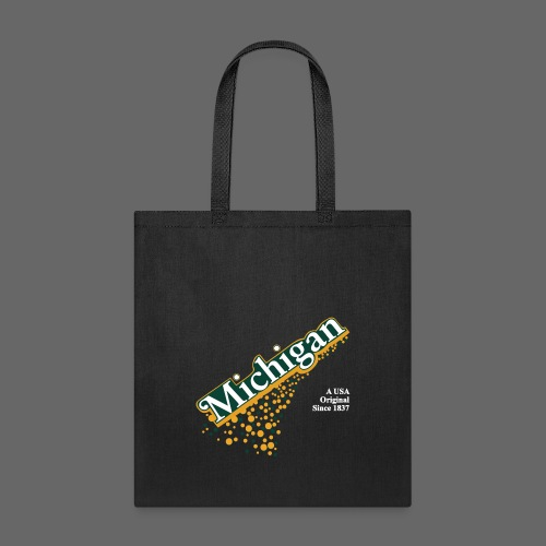 Barrel Aged Michigan - Tote Bag