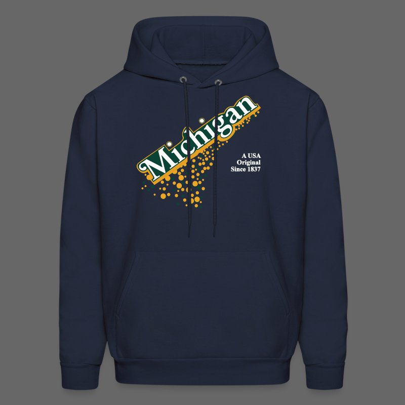 Barrel Aged Michigan - Men's Hoodie