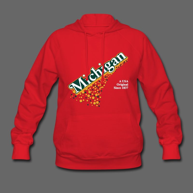 Barrel Aged Michigan - Women's Hoodie