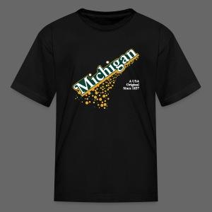 Barrel Aged Michigan - Kids' T-Shirt