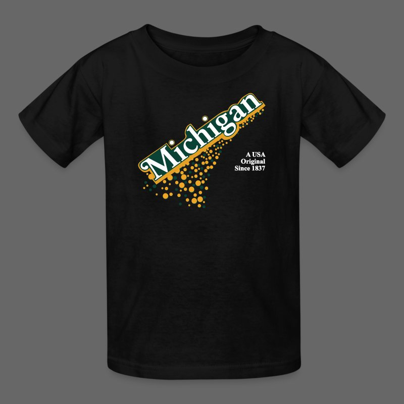Barrel Aged Michigan - Kids' T-Shirt