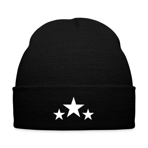 American Bastards  - Knit Cap with Cuff Print