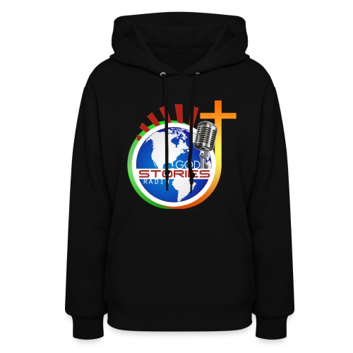 God Stories Radio official Ladies Hooded Sweatshirt - Women's Hoodie