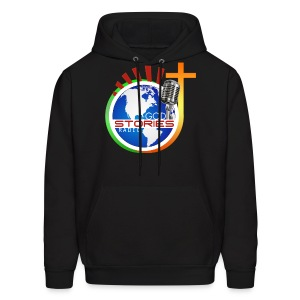 God Stories Radio official Mens Hooded Sweatshirt - Men's Hoodie