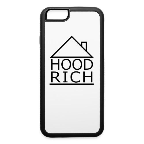I Phone 6 Hood-Rich case - iPhone 6/6s Rubber Case