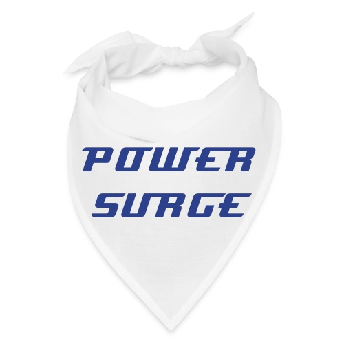 POWER SURGE bandana - Bandana