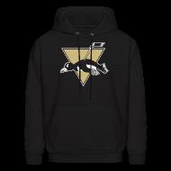 Hoodies ~ Men's Hooded Sweatshirt ~ Deadguins Hoodie
