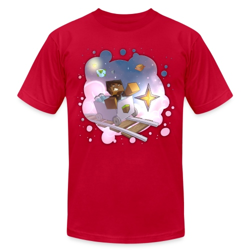 When You Wish Upon A Star - Men's  Jersey T-Shirt