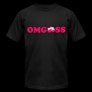 T-Shirts ~ Men's T-Shirt by American Apparel ~ OMGASS
