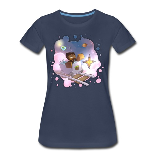 When You Wish Upon A Star - Women's Premium T-Shirt