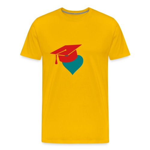 Love Graduate - Men's Premium T-Shirt