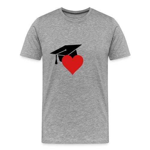Love Graduate - Men's Premium T-Shirt