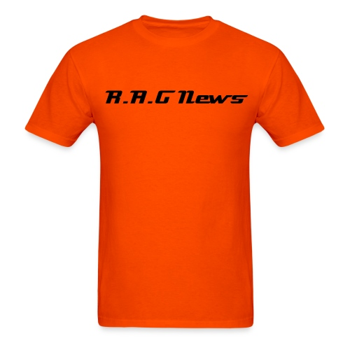 R.A.G News T-Shirt - Men's T-Shirt
