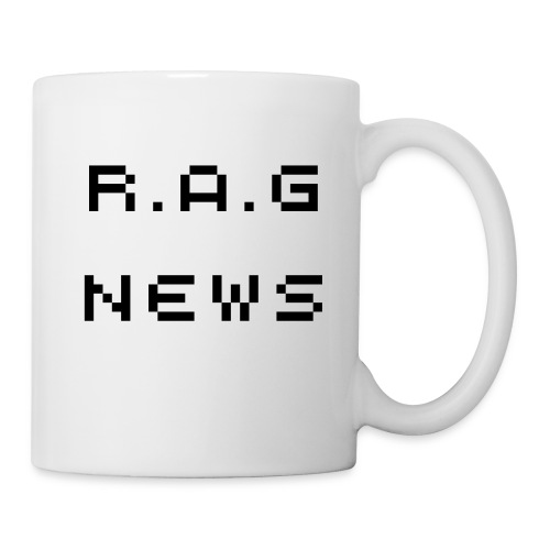 R.A.G News Mug - Coffee/Tea Mug