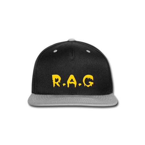 R.A.G Hat - Snap-back Baseball Cap