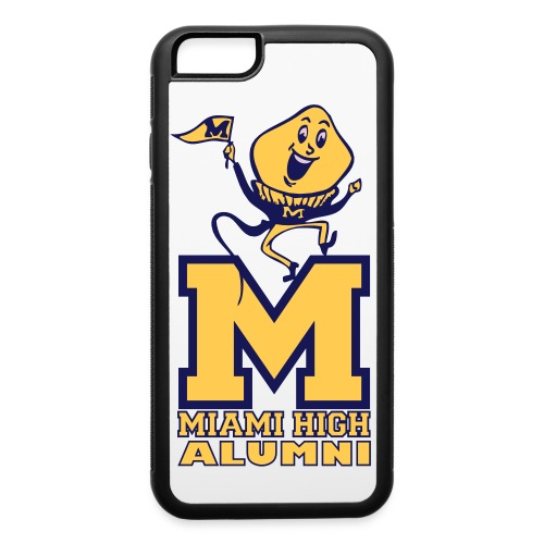 iPhone® 6 MHS Alumni Rubber Case* - iPhone 6/6s Rubber Case
