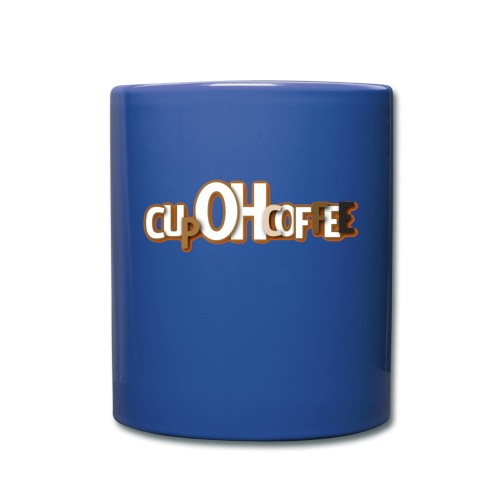 CupOHCoffee Show Mug - Full Color Mug