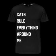 T-Shirts ~ Men's Premium T-Shirt ~ C.R.E.A.M. Men's