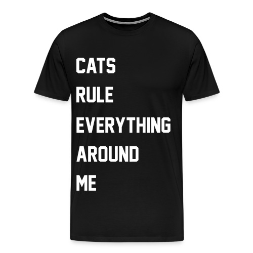 C.R.E.A.M. Men's - Men's Premium T-Shirt