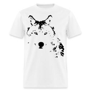 CHARITY Wolf Men's - Men's T-Shirt
