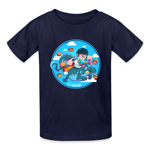 Boy's Awesome Shirt (Kids) - Kids' T-Shirt