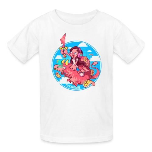 Girl's Awesome Shirt (Kids) - Kids' T-Shirt