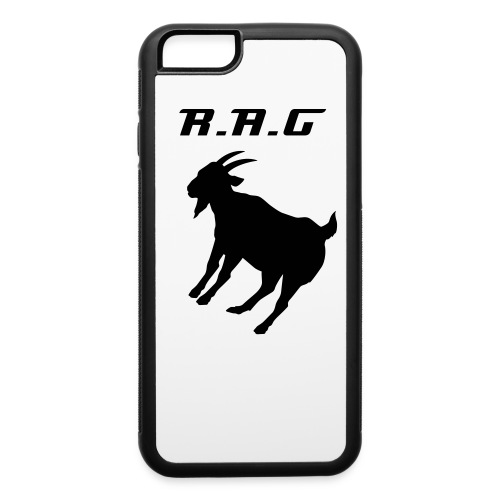 R.A.G iPhone 6 Rubber Case - iPhone 6/6s Rubber Case