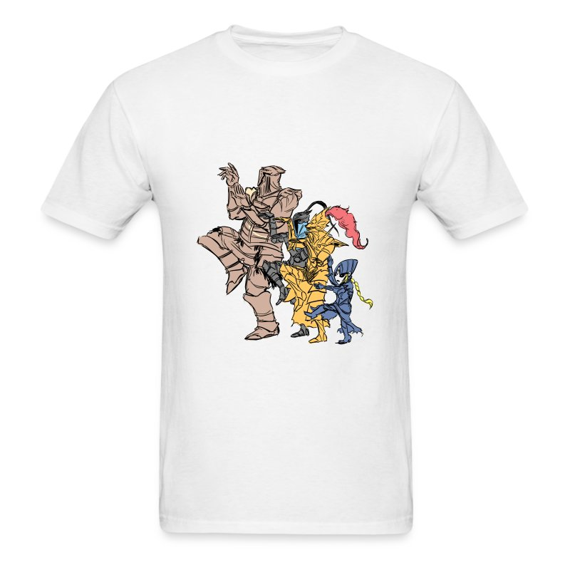dark souls lordran finest T-Shirt | Spreadshirt