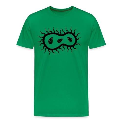 The Germ (Men's - black) - Men's Premium T-Shirt