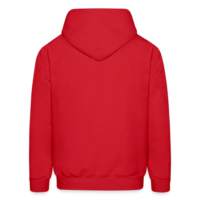 Unholy hoodie in red